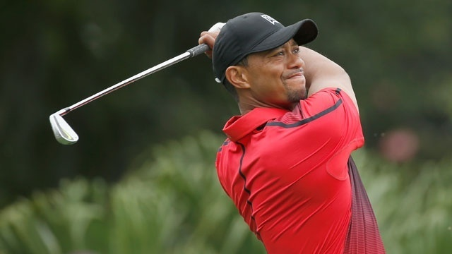 Tiger Woods is coming back to professional golf