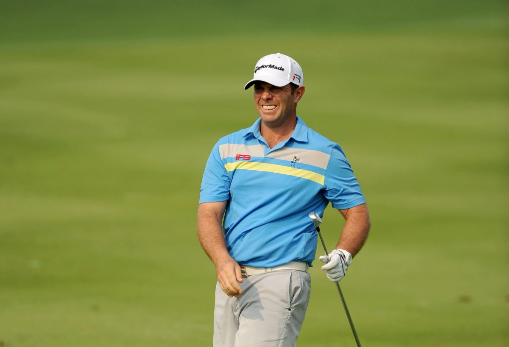 Scott Barr takes first round lead at Resorts World Manila Masters