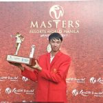 Micah Lauren Shin wins Resorts World Manila Masters
