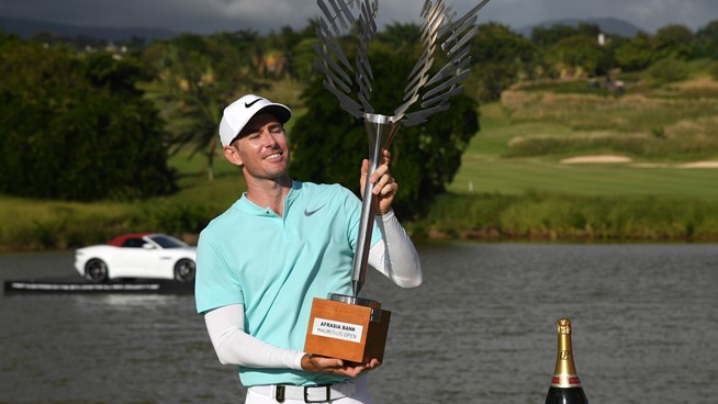 Frittelli stuns Atwal in a playoff to win AfrAsia Bank Mauritius Open