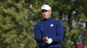 Henrik Stenson takes solo lead with 64 at Arnold Palmer Invitational