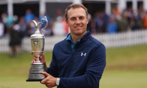 jordan 1 300x180 - Jordan Spieth wins The Open, joins Jack Nicklaus