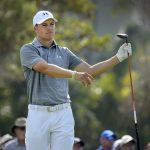 Jordan Spieth and Koepka finish strong on Day 1