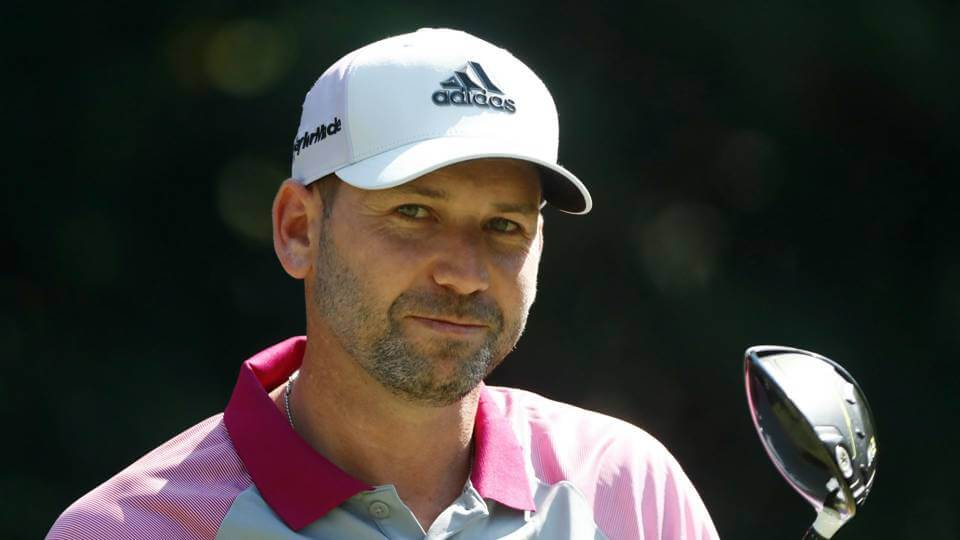 Sergio Garcia signs equipment deal with Callaway