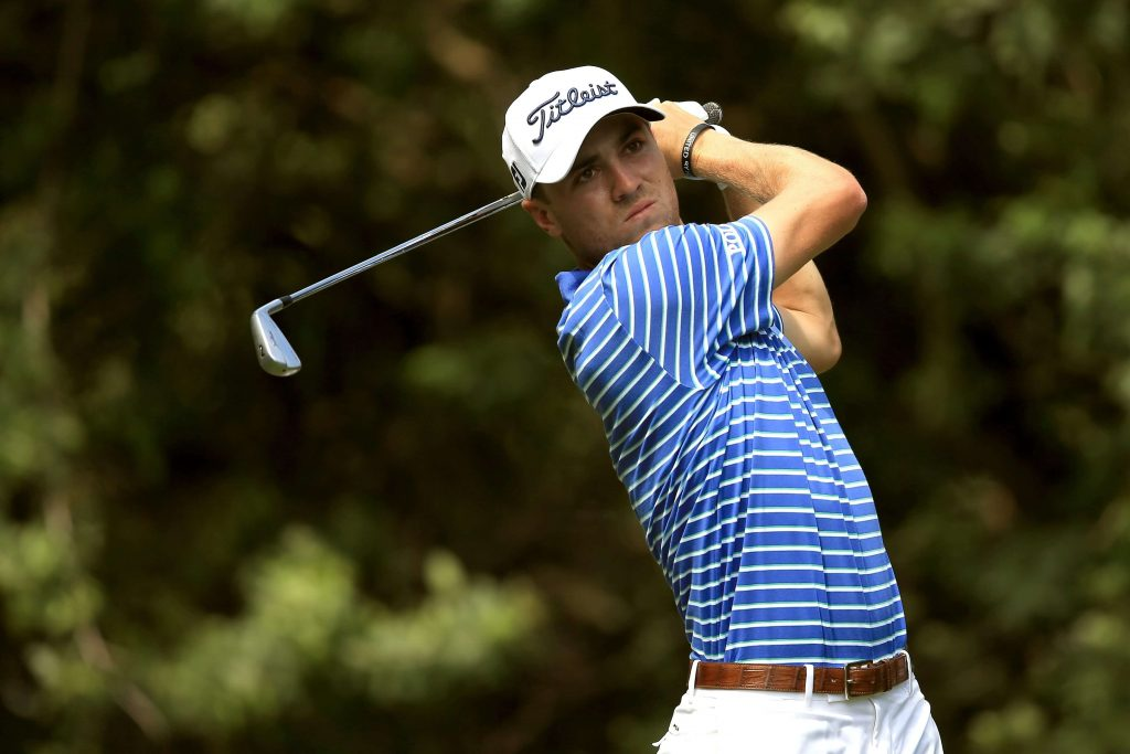 Justin Thomas leads Day 3 at CJ Cup