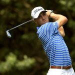Justin Thomas co-leads, Lahiri is tied for third at CJ Cup in Korea