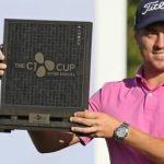 Justin Thomas wins CJ Cup in a playoff against Leishman