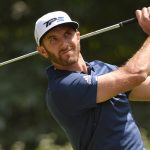 Dustin Johnson leads WGC HSBC Champions