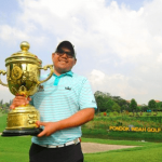 Panuphol wins Indonesian Open, his maiden title on the Asian Tour