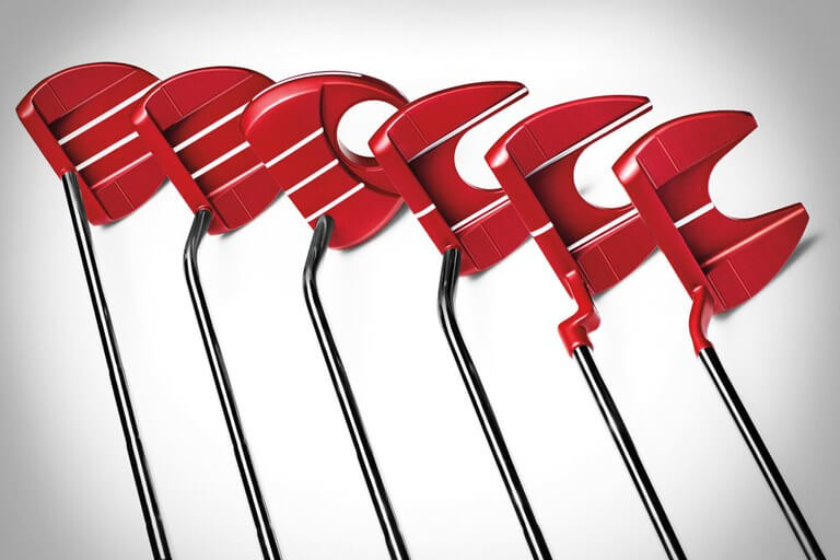 TP Red Putter