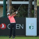 Three players are tied for the lead at Turkish Airlines Open