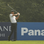 Sandhu leads at Panasonic Open India at Delhi Golf Club