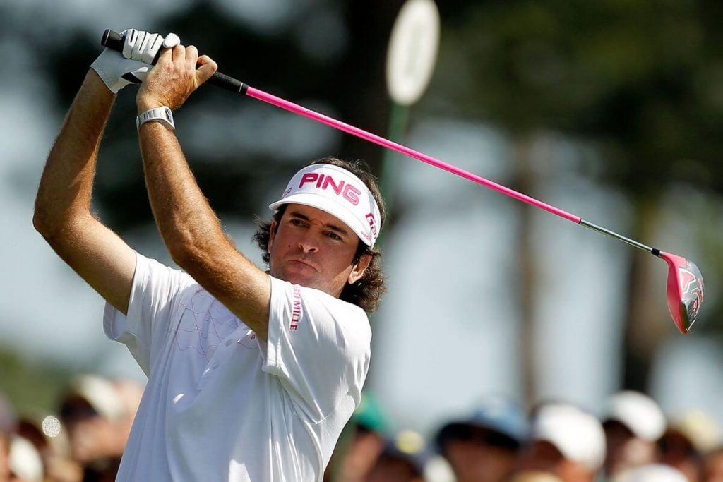 Bubba Watson's Volvik contract gets over
