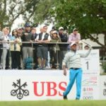 Chawrasia at UBS Hong Kong Open