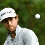 William Harrold leads Asian Golf Championship