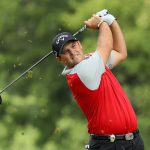 Patrick Reed leads with two-shot at Masters 2018