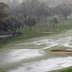 Joburg Open suspended due to thunderstorms