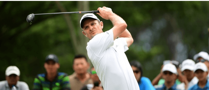 Justin Rose leads Indonesian Masters