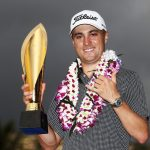Justin Thomas wins Sony Hawaii Open