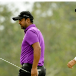 Shiv Kapur tied for the lead at the Royal Cup