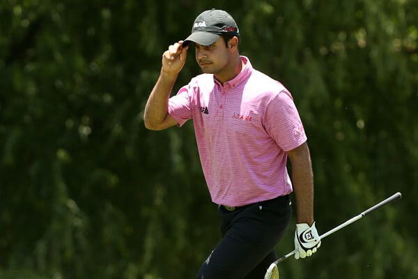 Shubhankar Sharma follows Louis Oosthuizen by a shot at WGC-Mexico