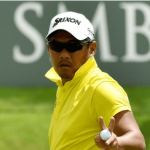 Chapchai leads the second round at SMBC Singapore Open