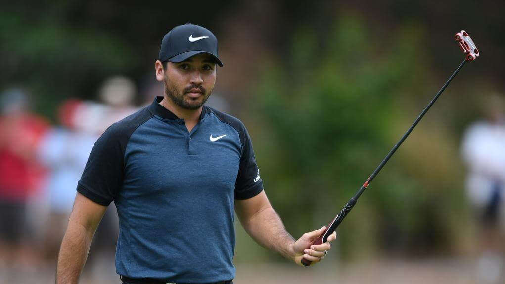 Jason Day joins Alex Noren for the playoff on Monday