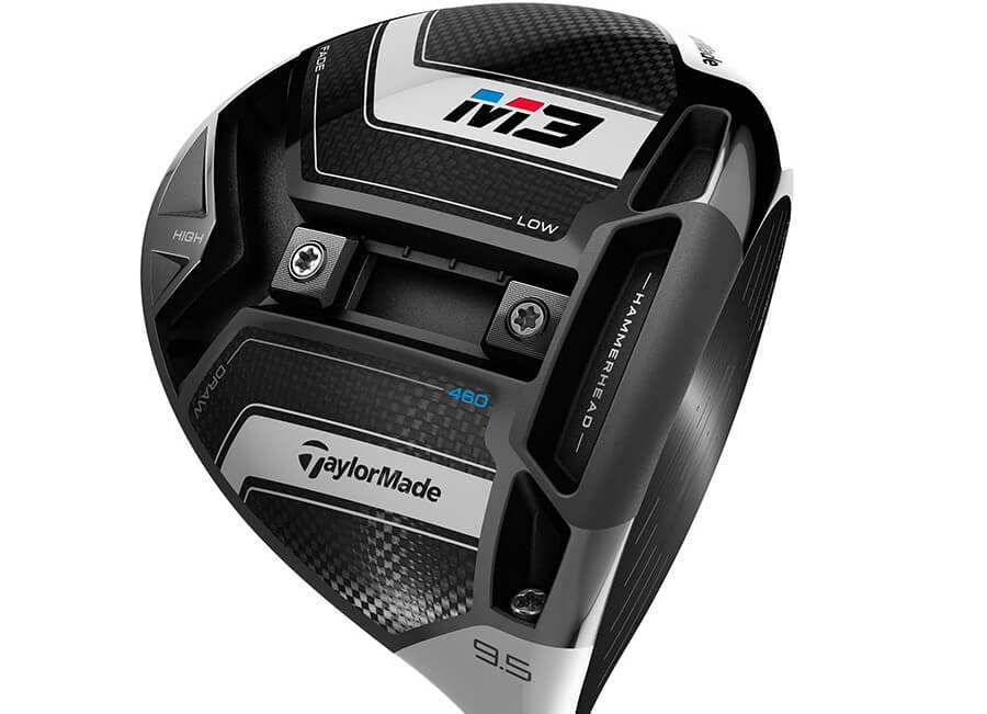 M3 Taylormade driver