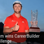 Jon Rahm wins Career Builder in a playoff