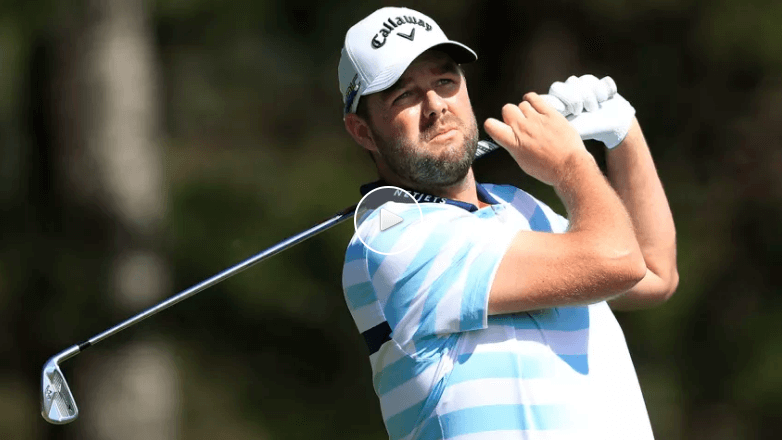 Marc Leishman continues to lead at Sentry Tournament