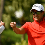 Peterson joins Rattanon for the lead at Myanmar Open