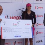 Sharmila Nicollet wins second leg of Hero WPGT in a playoff