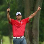 Team Asia leads at the EurAsia Cup