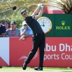 Thomas Pieters leads by a shot at Abu Dhabi HSBC Championship