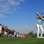 Tommy Fleetwood co-leads with Tanihara for the lead