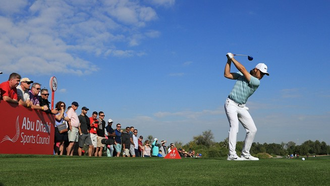 Tommy Fleetwood is joined by Tanihara for the lead