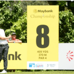 Chris Paisley leads opening round at Maybank Championship