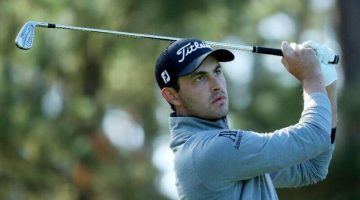 Cantlay joined by McDowell and Saunders for the lead at Genesis Open