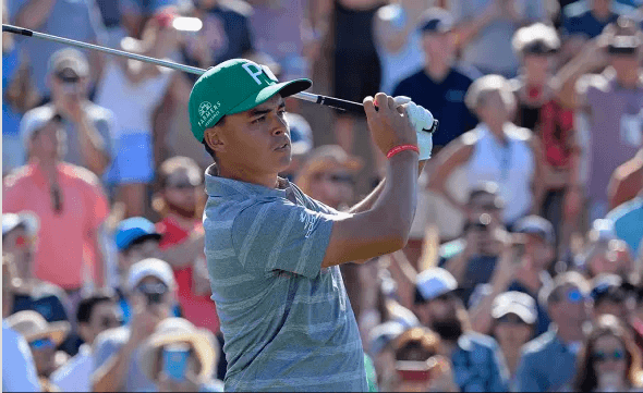 Rickie Fowler grabs the 54-hole lead at Waste Management