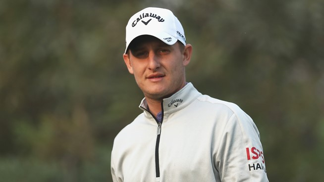 Grillo leads, Sharma follows with a course record at Hero Indian Open