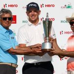 Matt Wallace wins Hero Indian Open in a playoff against Andrew Johnston