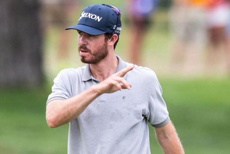 Sam Ryder takes opening round lead at Houston Open