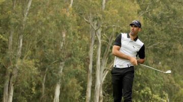 Alvaro Quiros holds lead at Trophy Hassan II