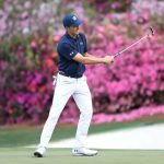 Jordan Spieth leads, Kuchar and Finau follow at the Masters