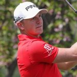 Matt Wallace takes lead at Volvo China Open