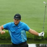 Patrick Reed leads McIlroy by three into the final round