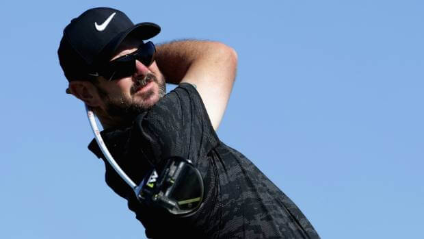 Rory Sabbatini takes an early lead at RBC Heritage