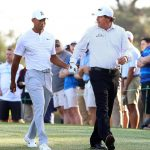 Tiger Woods-Phil Mickelson match scheduled for Thanksgiving