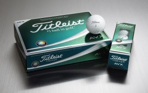 Titleist launches AVX golf balls at $47.99/dozen
