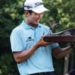 Michael Kim wins his maiden title at John Deere